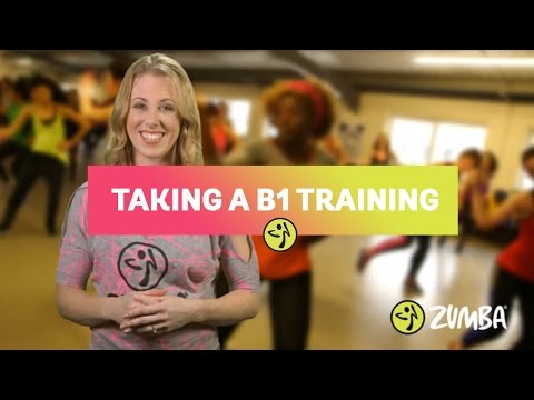 What To Expect In Your Zumba Instructor Training Featuring Caroline Parsons