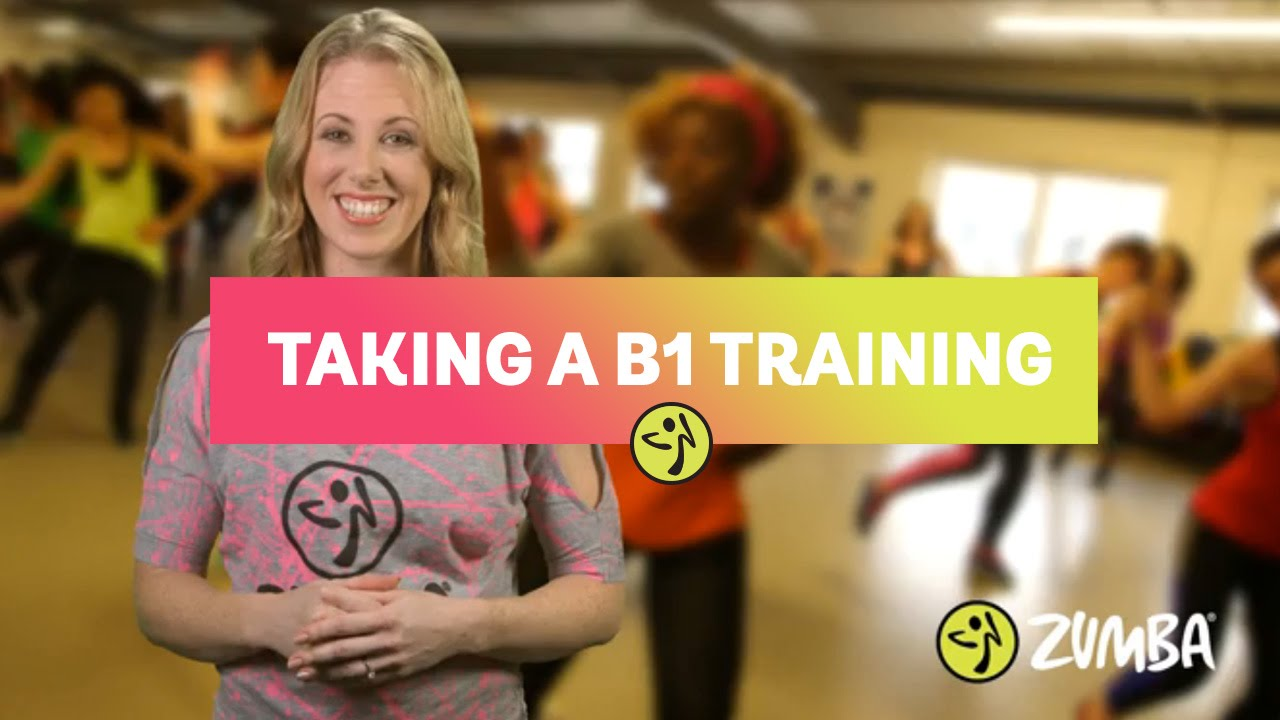 What To Expect In Your Zumba Instructor Training Featuring Caroline