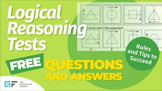 Logical Reasoning Test Questions and Answers (2021) | 5 FULL Examples & Worked Solutions | Practice screenshot 4