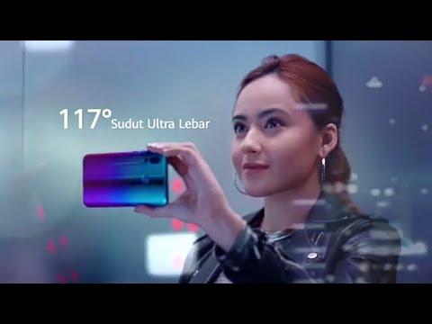 Huawei Nova 4 Official Trailer by Hannah Delisha (Original)