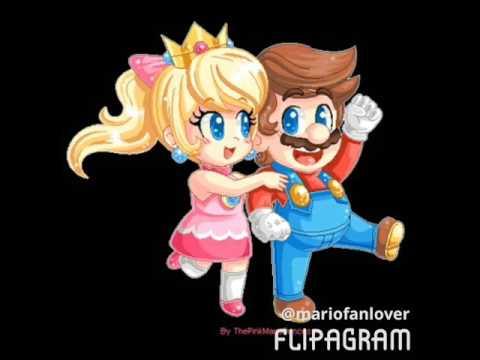 Mario x peach-La Da Dee