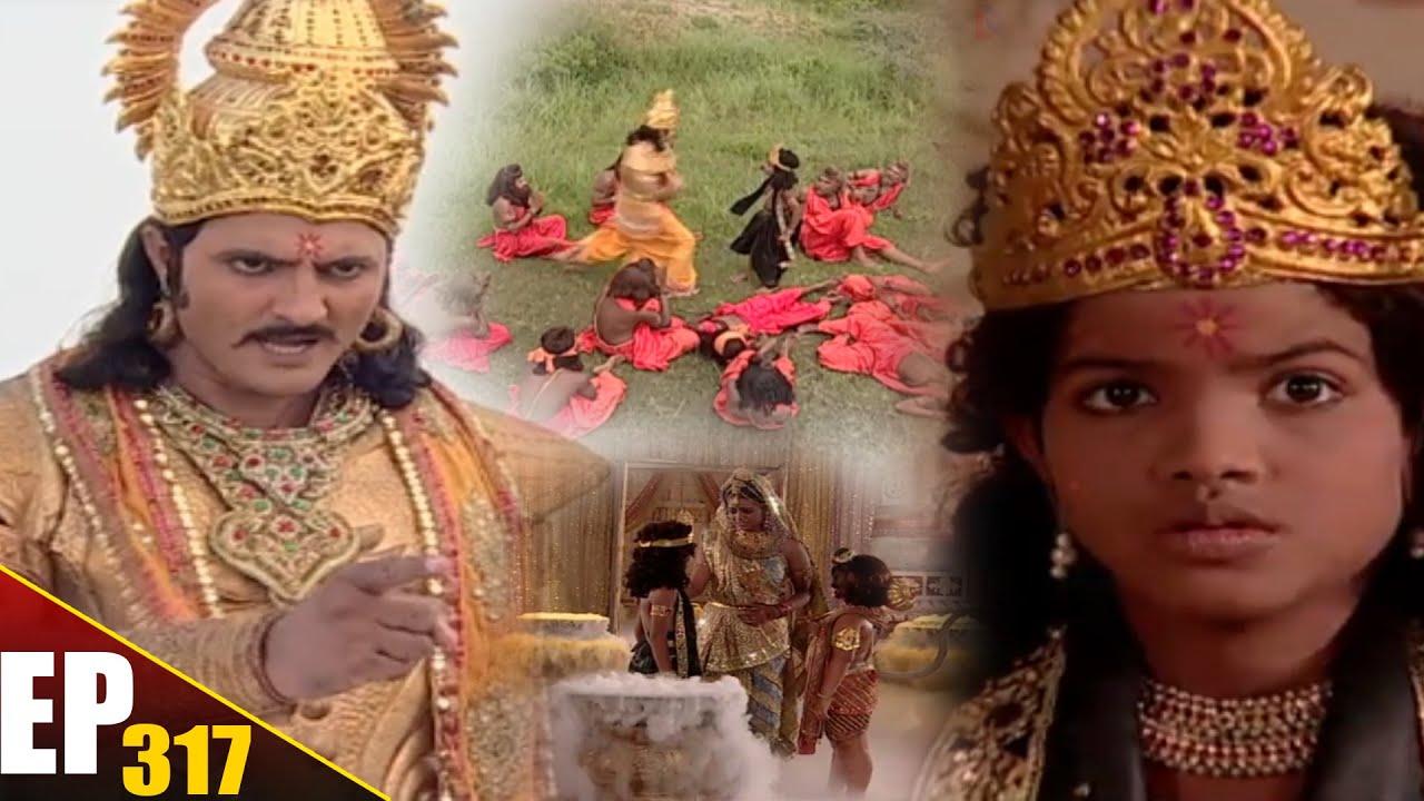सूर्य देव ने अपने पुत्र शनि को फटकारा Jai Jai Jai Bajarangbali -317