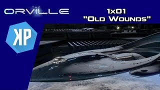 """Download Video The Orville 1x01: """"Old Wounds"""" - Review (minor spoilers!) MP3 3GP MP4"""