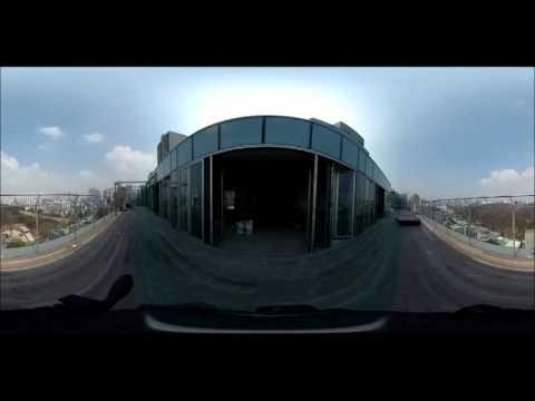 [Space] 롯데액셀러레이터 공사 현장 360 VR 영상