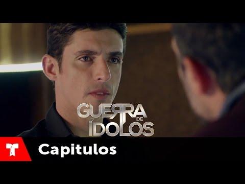 Guerra de Ídolos | Capítulo 11 | Telemundo Novelas