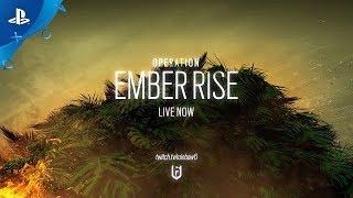 Rainbow Six Siege: Operation Ember Rise – Amaru & Goyo Trailer