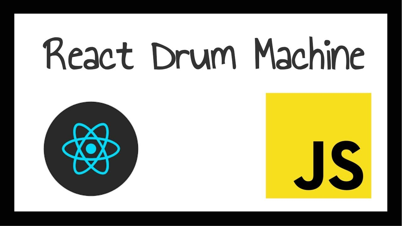Drum Machine React Tutorial - Part 2