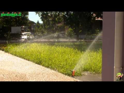 Recupero acqua piovana impianto di irrigazione manuale for Progettare l impianto di irrigazione