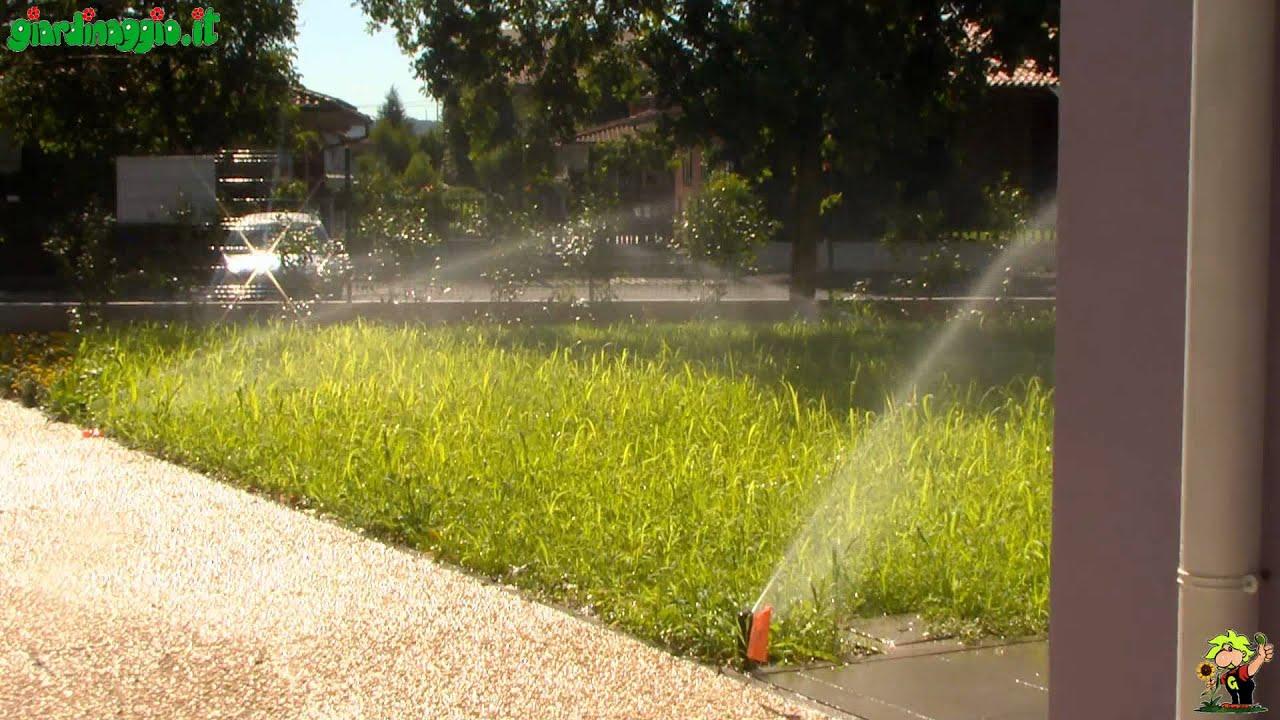 Progettare un impianto d 39 irrigazione youtube for Progettare impianto irrigazione