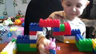 Детское развивающее видео. Свинка Пепа.