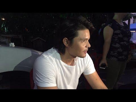 "Dingdong Dantes Live Interview for ""Alyas Robinhood"" Season 2"