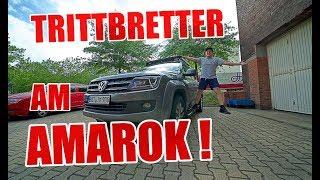 Delta 4x4 Trittbretter am AMAROK 🔥😁 | ItsMarvin
