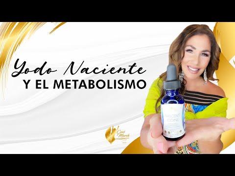 ✅ YODO NACIENTE y el Metabolismo con María Marín en María Marín Live