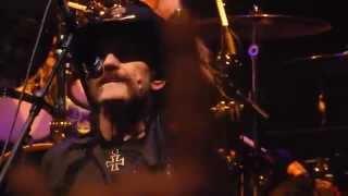 Motörhead - Hamburg 2014 - Shoot You In The Back live