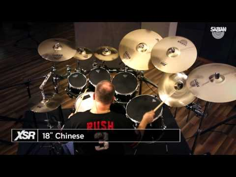 XSR - New from SABIAN