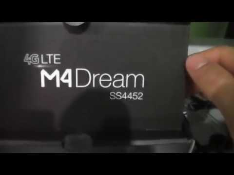 Accesorios del M4 Dream ss4452 (unboxing)
