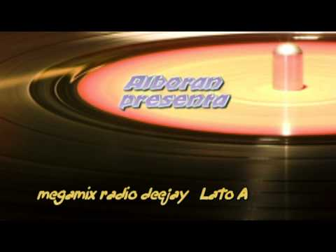 Megamix Radio Deejay 2 Giugno 1990 - lato A