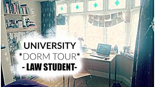 DORM Tour- Law student :)