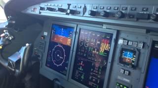 Video Gulfstream G150 APU Start and Preflight Configuration download MP3, 3GP, MP4, WEBM, AVI, FLV Oktober 2018