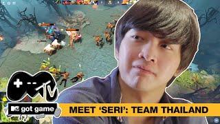 Meet Seri From Team Thailand | Esports: Road To Sea Games