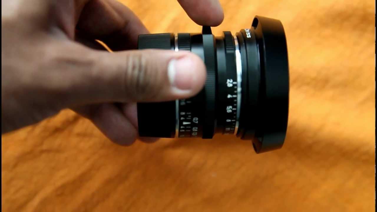 Zeiss Biogon T* 35mm F/2 8 ZM Lens