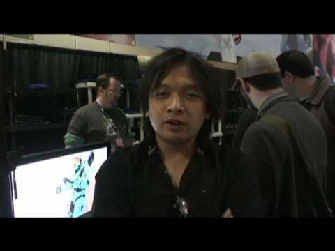 Monty Oum Interview (PAX East 2010)
