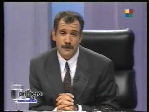 ENTREVISTA DE DANIEL HADAD A CARLOS MENEM EN 1996, PARTE I