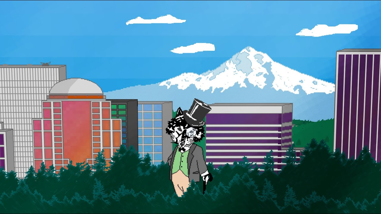 Download Animations and Portland — Permanent Comedy Intros