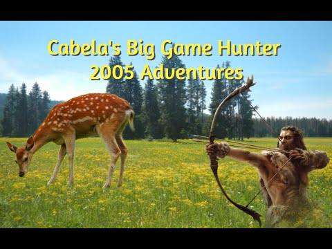 A Hunting Game That Makes Me Wish Bambi Would've Died