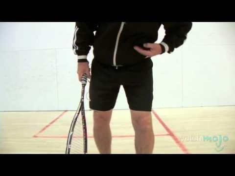 The Basics of Squash at the MAA Club Sportif