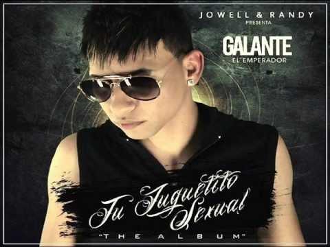 """Tu Juguetito - Galante """"El Emperador"""" Ft Arcangel (Tu Juguetito Sexual 2012)"""