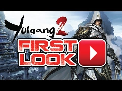Yulgang 2 - Gameplay First Look