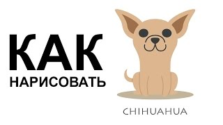 Картинки про собак. КАК НАРИСОВАТЬ СОБАКУ карандашом
