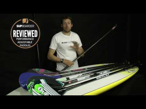 Adjustable SUP paddles / The next generation review