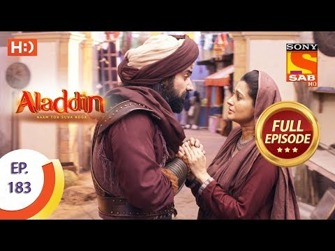 Aladdin - Ep 183 - Full Episode - 29th April, 2019