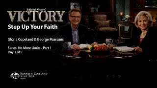 Step Up Your Faith with Gloria Copeland and George Pearsons (Air Date 1-11-16)