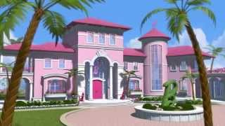 Barbie Life in the Dreamhouse Teaser Trailer Video 1