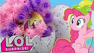 LOL Surprise • Pinky Pie w poszukiwaniu siostrzyczki • bajka po polsku