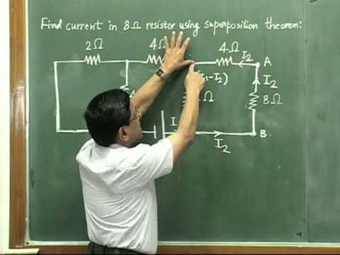 Superposition Theorem - by Dr. C. B Bangal