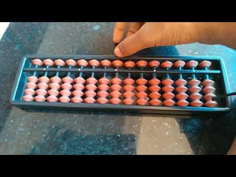 Master Brain Abacus Class Of Abhinav. T