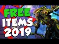 HOW TO GET FREE ITEMS IN WARFRAME 2019 | Warframe