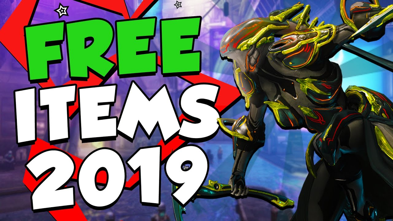 Warframe Promo Codes – Glyph & more (July 2019) –