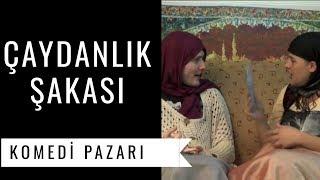 Gambar cover Çaydanlık Şakası | O Neydi Gız | Komedi Pazarı | Net Taklit | Taha Gökhan Arıkan