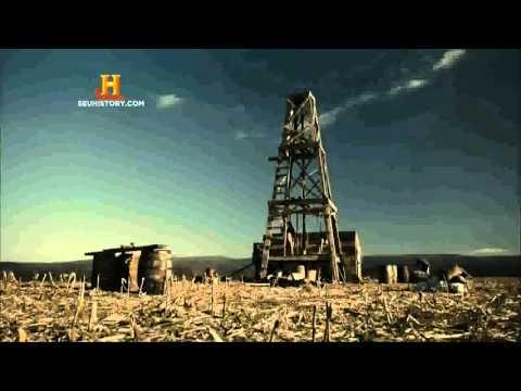 Gigantes da Indústria   Ep 2 Encontrando Petróleo History Channel HD   03