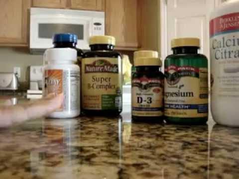 Vitaminas y productos para la salud de los ojos: c&#243 New