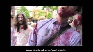 melbourne Zombie shuffle melbourne 2011