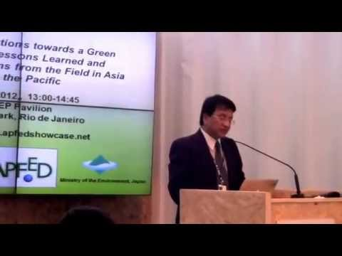 Driving Innovations Towards a Green Economy at Rio+ 20 Part 3