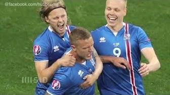 Euro 2016: Island feiert historischen Sieg  gegen England