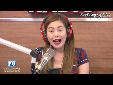May relasyon kami ng anak ng asawa ko.  -  DJ Raqi's Secret Files (August 13, 2018)