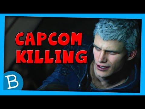 Why Capcom is Killing it [B10g]